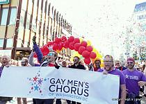 Reykjavik Pride Parade 2019