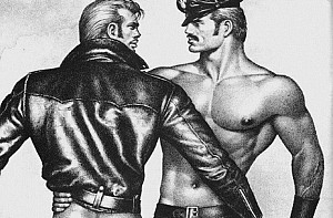 Tom of Finland Exhibition and Reception |  Gayice.is