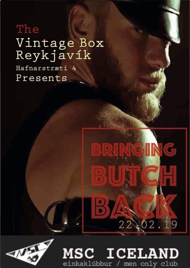 Bringing butch back - The Vintage Box