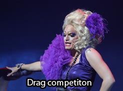 Drag competition 2012