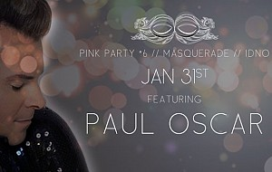 Get ready for the Pink Masquerade Party