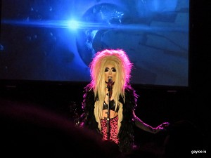 Ru Paul´s Condragulations Tour hits Reykjavik with a blast