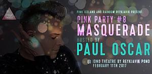 Pink Masquerade Party