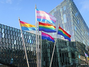 Reykjavik Pride Opening Ceremony