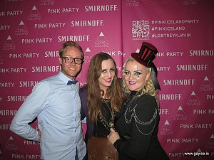 Pink Party Pictures