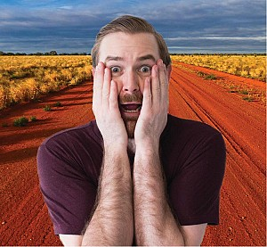 Australiana: Comedy, cabaret and a one man show