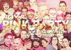 Glamoween Pink Party