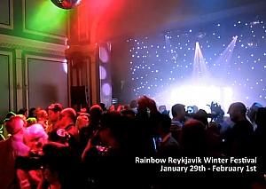Rainbow Reykjavik 2015 Winter Pride