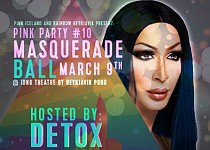 The Pink Party: Masquerade Ball - March 9th