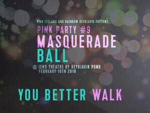 Pink Party: Masquerade Ball