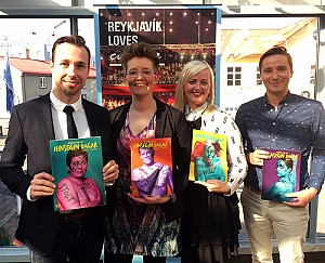 Reykjavik Pride: Pride Magazine and new website