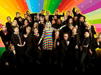 The Reykjavík Queer Choir spring concert