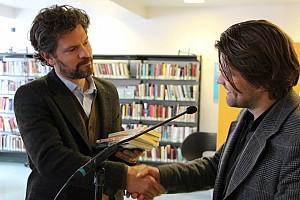Samtökin '78 find a new home. Reykjavik City Library receives 1400 books.